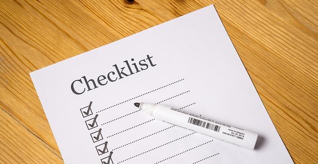 Checkliste für erfolgreiche Facebook Posts