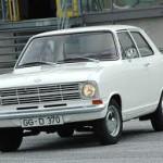 Mein erstes Auto war ein Opel Kadett B mit dem Kennzeichen MI-AS-