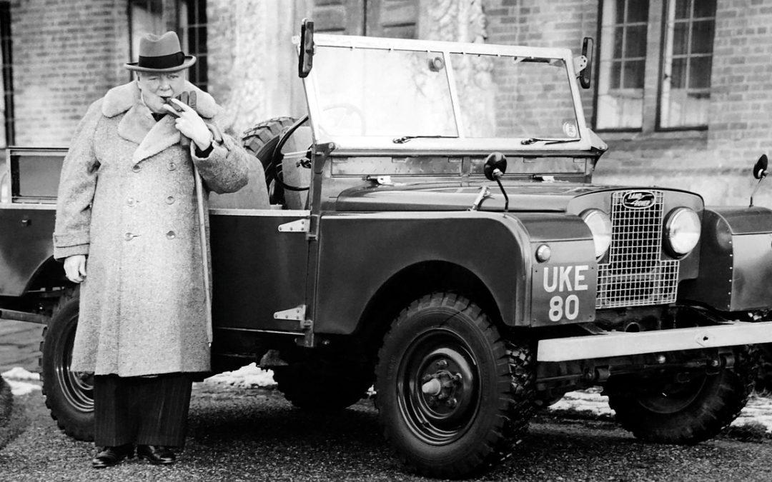 69 beliebte Zitate von Winston Churchill