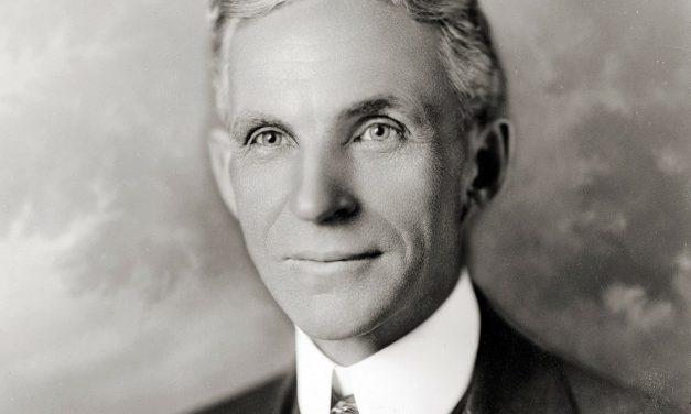 60 inspirierende Zitate von Henry Ford